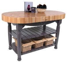 butcher block table top por home depot tops round