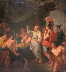 the imitation of socrates the imaginative conservative socrates teaching perikles nicolas guibal 5308 socrates