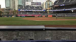 Petco Park Seating Chart Field Box Premium Seating San Diego Padres