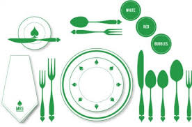 fine dining table setting diagram. miss southern prep fine dining table setting diagram b