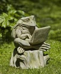garden frog statue. 12 Wackiest Lawn Ornaments - Ornaments. Garden SculptureGarden StatuesFrog Frog Statue O