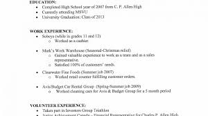 Thever Letter Tips Resume Template Letters For High School Cv Job