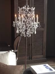 chandelier floor lamp home lighting. Chandelier Floor Lamp Dyi Home Pinterest Chandeliers Crystal Lighting C