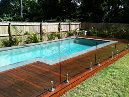 glass pool fencing with the good material nucleus home numerous alternatives of the glass pool fencing