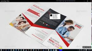 make tri fold brochure tri fold brochure design process make a menu bi fold brochure
