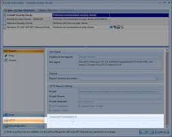 Application security scanning