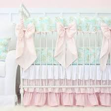 full size of interior pink and gold crib bedding nursery for girls cute 13 charming