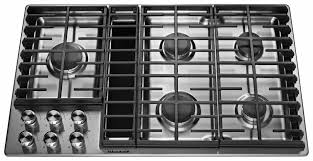 kcgd506gss kitchenaid 36 gas downdraft cooktop stainless steel ed