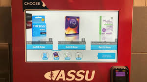 Stanford Vending Machines Simple Stanford Students Can Get Emergency Contraception In Vending Machine