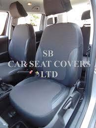 kia rio 2017 onward car seat covers oem cloth fabric eco leather