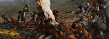 Myall Creek Massacre, NSW, 1838. | THE OLD GUV LEGENDS