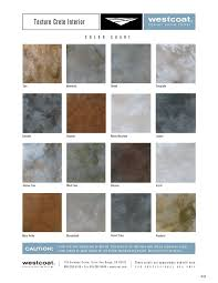 Westcoat Water Based Stain Color Chart Water Based Stain Color Chart Concrete Stain Color Chart
