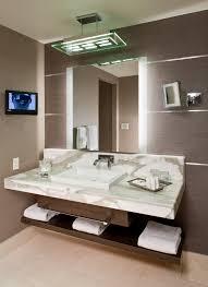 Bathrooms Design Led Backlit Mirror Oval Bathroom Mirrors