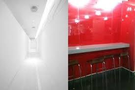 pvc hygienic wall cladding installation