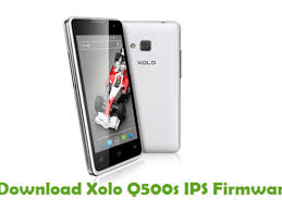 Download Xolo Q500s IPS Firmware ...