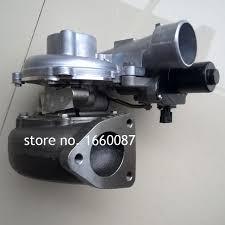 1KD FTV engine CT16V turbocharger 17201 30110 17201 0L040 turbo with ...