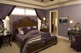 Dark Romantic Bedrooms For Unique Master Bedroom Design Ideas In