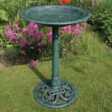 fabulous concrete stone bird bath design with water fountain bowl plus in garden ideas 2017 amazing