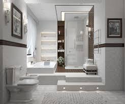 modern bathrooms 2017 - Grasscloth Wallpaper