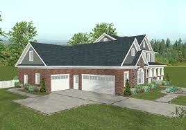 4 car garage house plans. 4 Car Garage House Plans With Attached Home