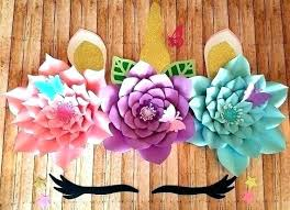 Tissue Paper Flower Wall Art Party City Tissue Paper Tevintownsend