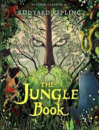 image result for the jungle book clic book cover