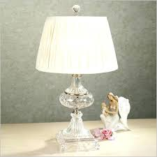 crystal table lamps luxury crystal table lamps for bedroom uk lamp sets medium size