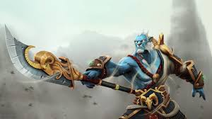 dota 2 phantom lancer battle axes warriors fantasy games
