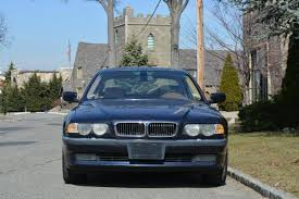 2001 BMW 740iL for sale #1816885 - Hemmings Motor News
