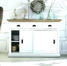 white buffet hutch furniture small sideboards cabinet kitchen ideas buffets and sets