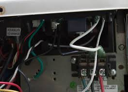 electrical specs for installing ductless mini splits hvac units connect the wires to the unit based on the instruction manual