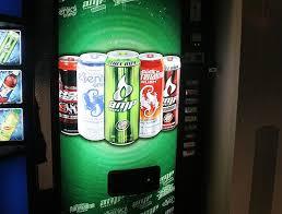 Energy Drink Vending Machine Beauteous Random Acts Of Beverage Part 48