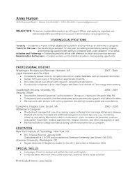 School Attendance Officer Sample Resume. Sample Resume For School ...