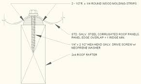 how to install corrugated metal roofing for metal roof panels metal roofing