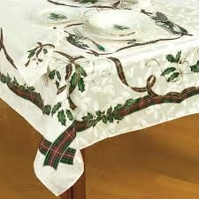 holiday tablecloths square 70 x 120