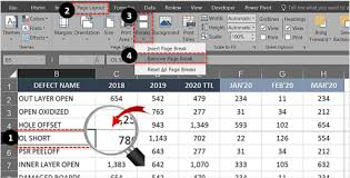 Well excel has the solution and you may not know the extremely easy trick. How To Remove The Dotted Lines In Excel