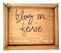 Risultati immagini per anche le blogger vanno in vacanza