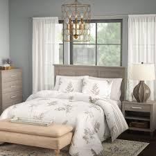 3 piece queen bedroom set. Interesting Set Laurel Foundry Modern Farmhouse Valencia Queen 3 Piece Bedroom Set U0026  Reviews  Wayfair Throughout S