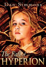 Image result for the fall of hyperion cover