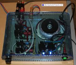 gobo stereo audio amplifier kit