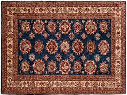 rug 6x8. 6×8 kazak blue oriental rug 046470 6x8