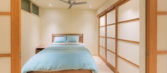 image of shoji screen doors for closet