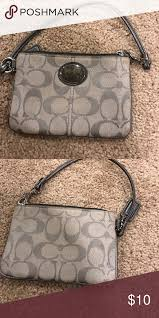 Coach wristlet It sure if it s real or not , hence the low price Coach Bags