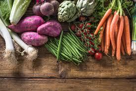 local market fresh vegetable garden produce