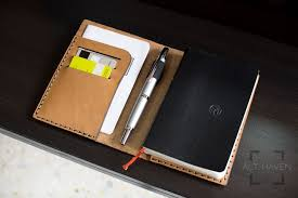 review galen leather field notes cover alt haven