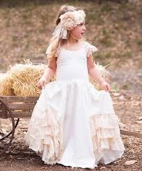 Posh Peanut Size Chart Posh Peanut Off White Esmeralda Dress Girls