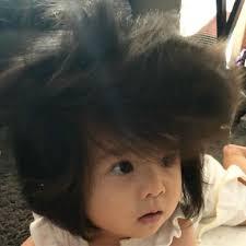 赤ちゃん 髪の毛 爆発 Eukennethui0s Diary