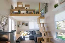 Small Picture Bright tiny house feels like a modern urban loft space TreeHugger