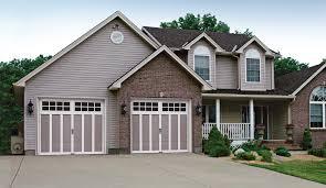 16x8 garage doorCarriage House Garage Doors  Steel Frame  Clopay
