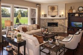 Model Homes Luxury  Custom Design Environments - Model homes interior design